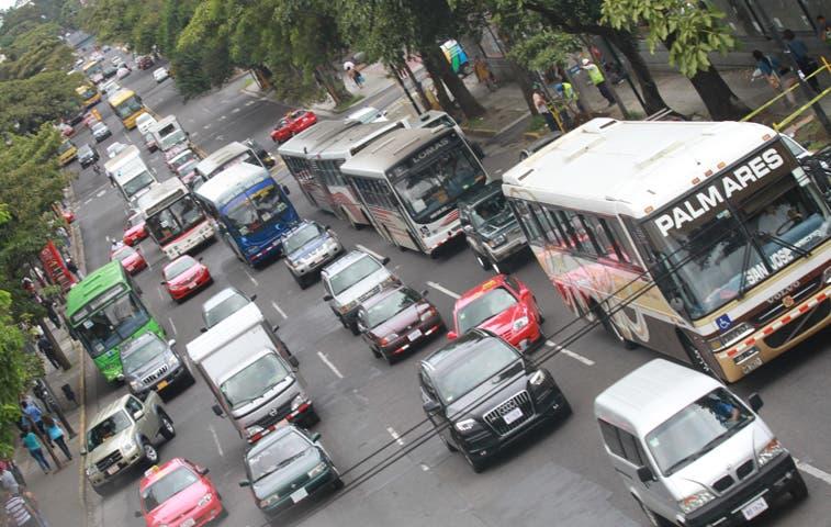 Transporte Público sufrirá cambios por Festival de la Luz