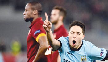 City conquista Roma