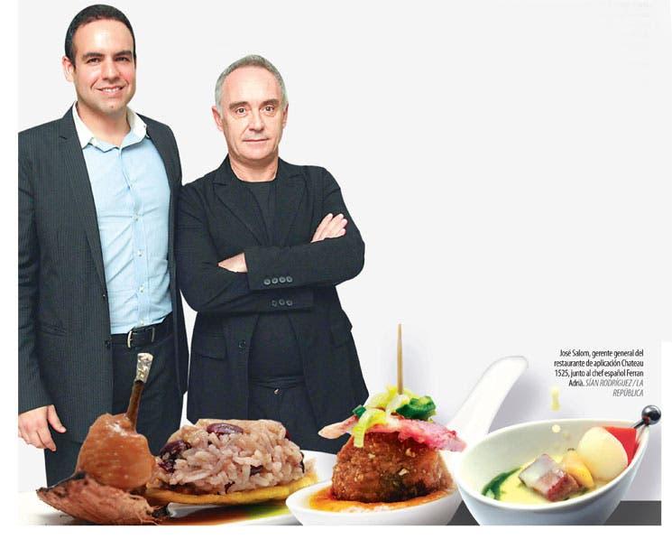Ferran Adrià saboreó Costa Rica
