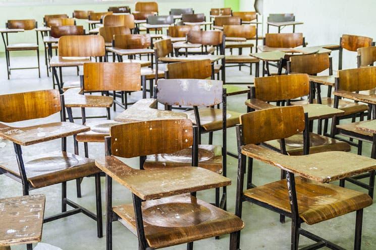 El 14% de los jóvenes deja estudios al entrar al colegio