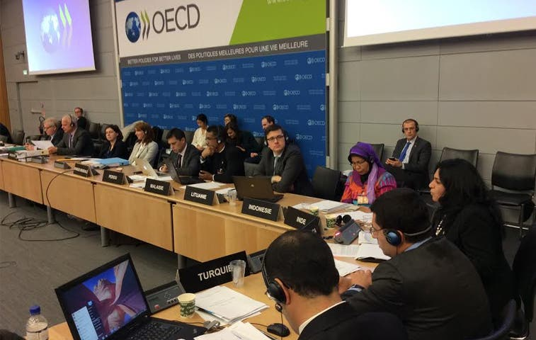 País quiere adhesión a Convención de la OCDE contra la Corrupción