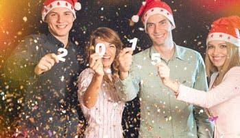 Extravagancia navideña