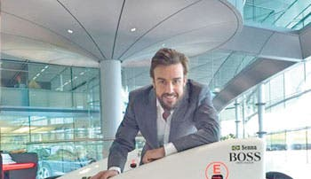 Alonso regresa a McLaren