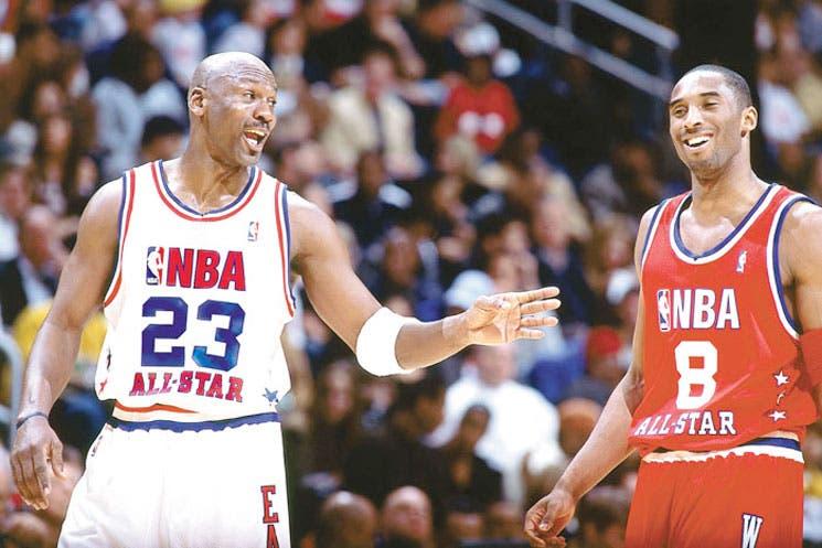 Kobe rompe marca de Jordan