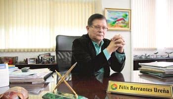 "Félix Barrantes: ""Por primera vez se usarán resultados de pruebas de bachillerato"""