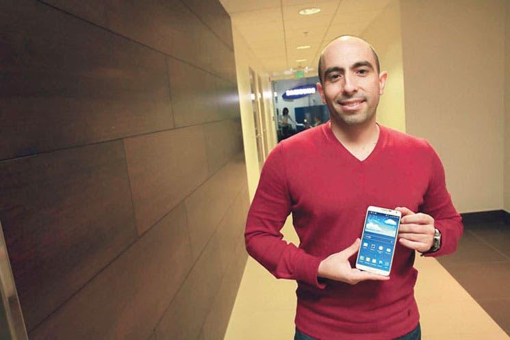 Smartphone: La figura tecno de 2014