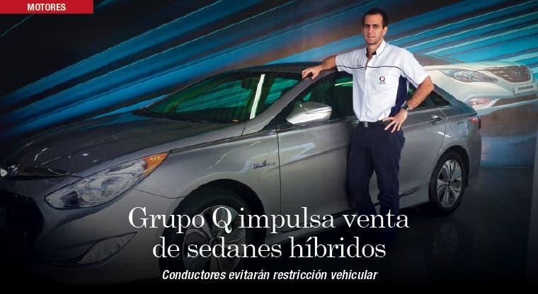 Grupo Q impulsa venta de sedanes híbridos