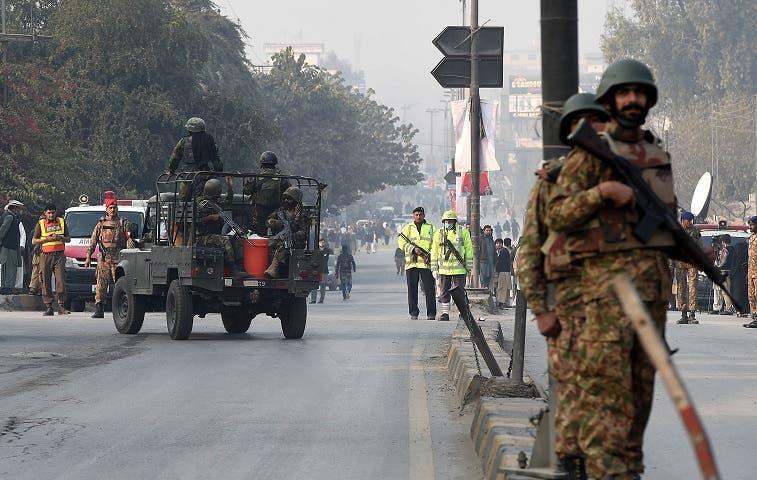"AI: Ataque en Pakistán evidencia ""vulnerabilidad civiles"""