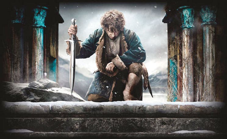 Elfos, enanos y otras sagas en la cartelera navideña
