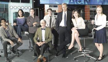 The Newsroom se despide