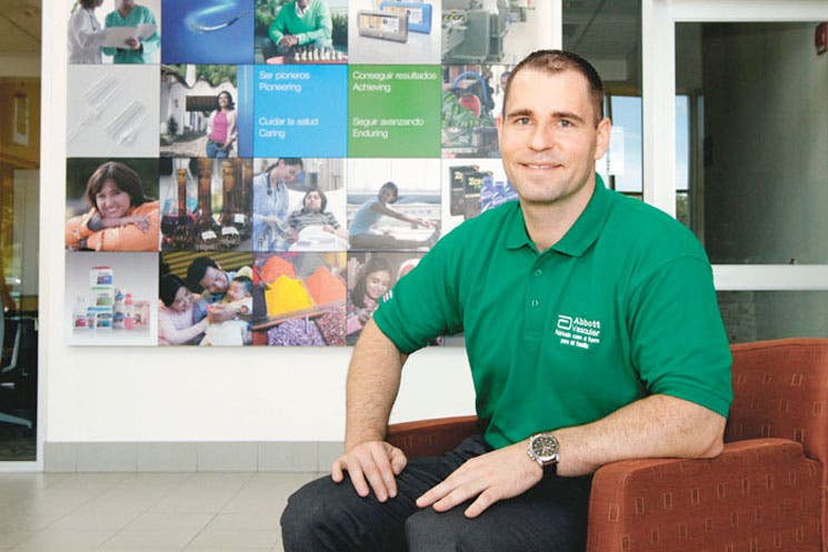 Acciones verdes de Abbott Vascular reciben galardón
