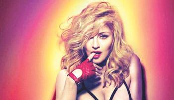 Madonna denuncia que canciones filtradas no están acabadas