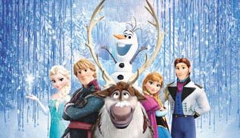 """""""Frozen"""" impulsa ventas en tiendas de Disney"""