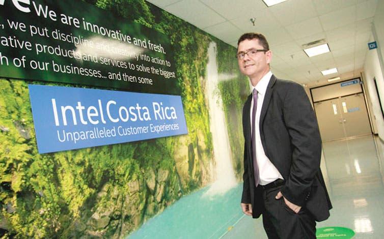 Megalaboratorio de Intel ya opera en el país
