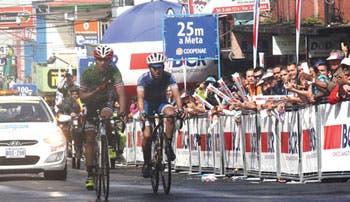 González agita la Vuelta
