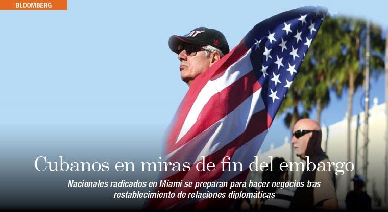 Cubanos de Miami se preparan para hacer negocios con miras al fin del embargo