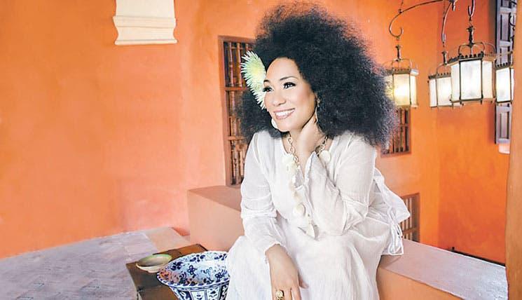 Aymee Nuviola interpretará a Celia Cruz
