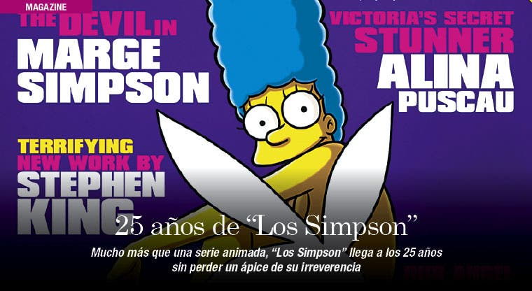 """""""Los Simpson"""", mucho más que una serie"""