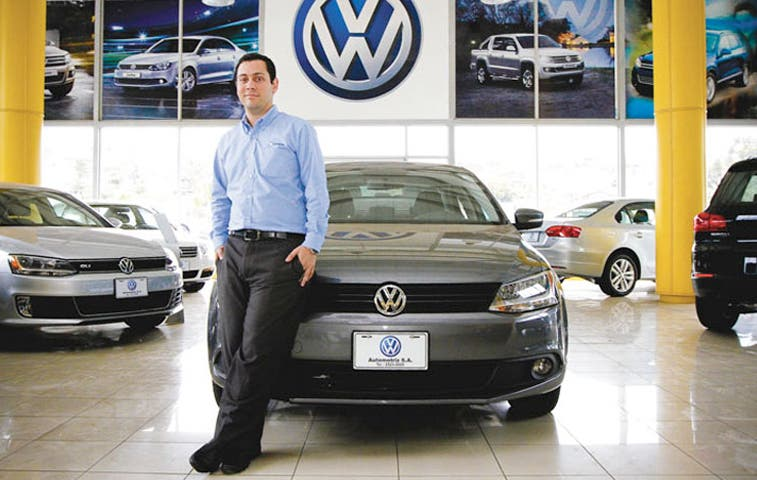 Edificio Volkswagen Costa Rica se renueva
