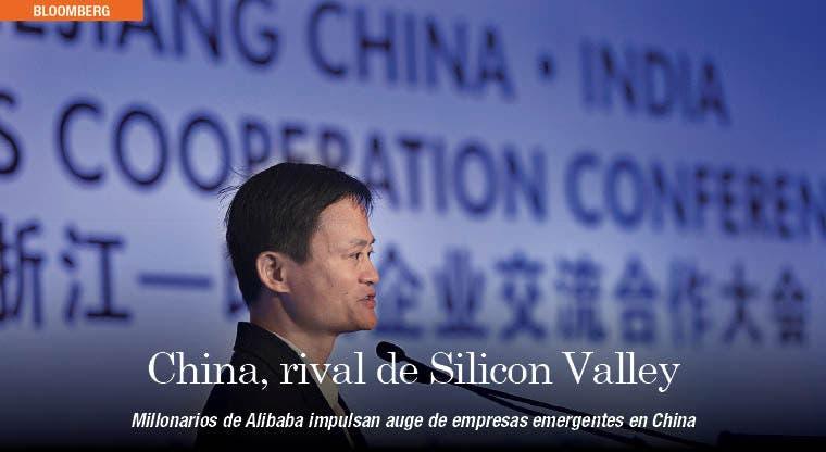 Alibaba impulsa auge de empresas emergentes en China
