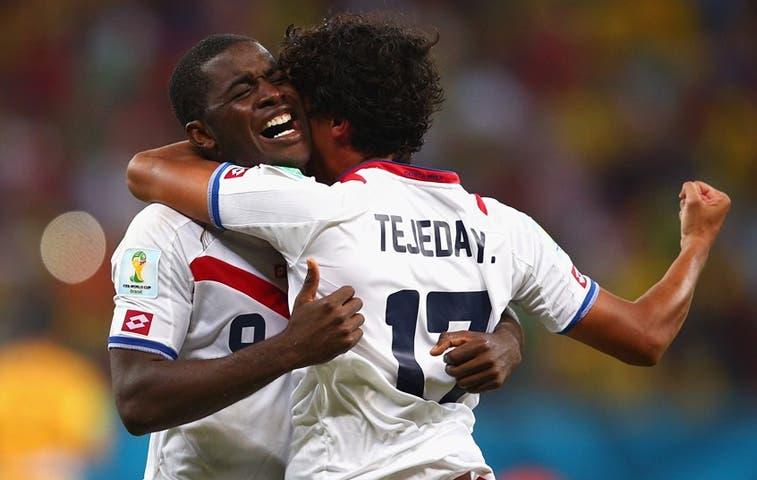 Costa Rica arrasó en los premios de la Concacaf