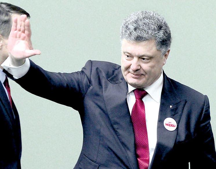 Ucrania renuncia a su estatus de no alineado