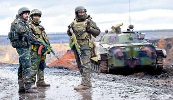 Negociaciones de paz en este de Ucrania se congelan de nuevo