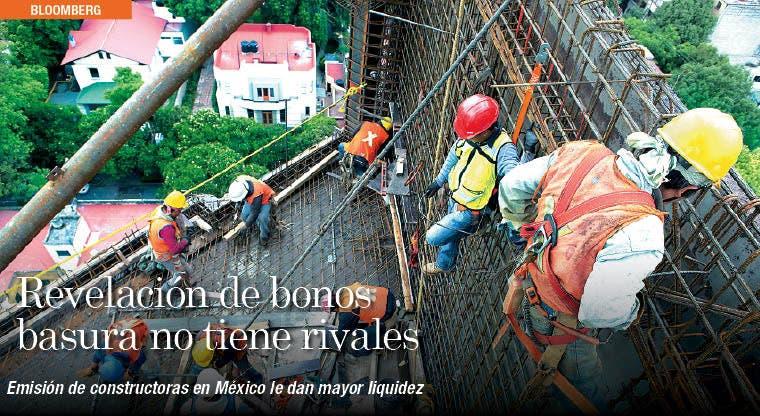 Revelación de bonos basura no tiene rivales conforme mexicana Javer prospera