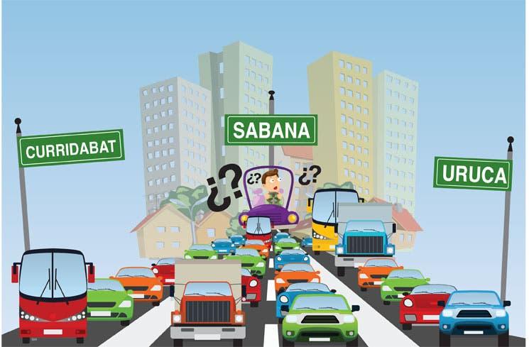Pocos avances en carrera contra colapso vial en San José