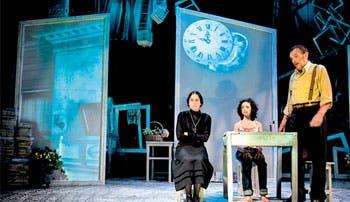 Teatro Espressivo tendrá cartelera llena en 2015