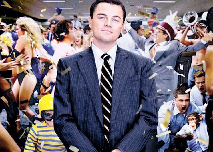 """""""El lobo de Wall Street"""" y """"Frozen"""" entre las más pirateadas de 2014"""