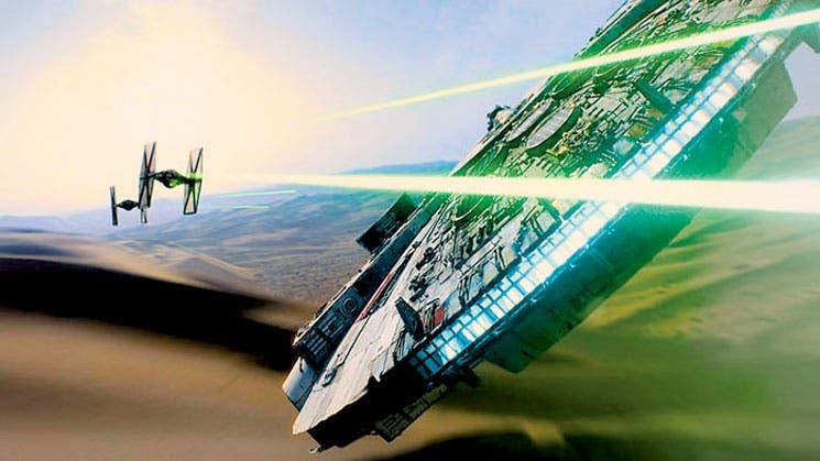 """""""Star Wars"""" y su regreso, protagonista de 2015"""