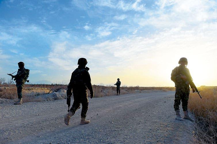 Obama inició campaña en Irak y la extendió a Siria