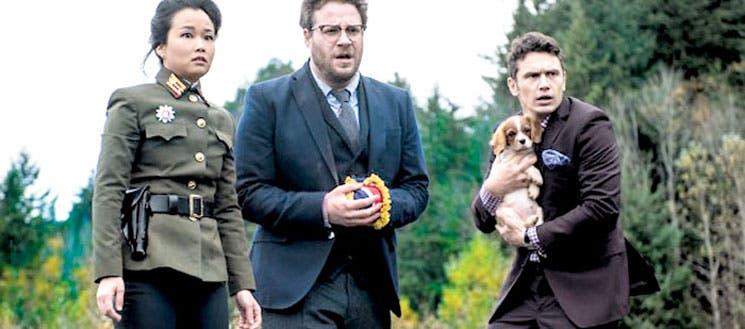"""""""The Interview"""" recauda $18 millones en ventas digitales y taquilla"""