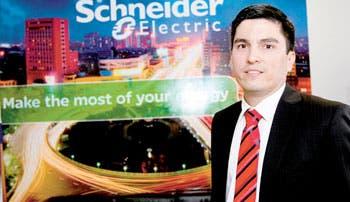 Schneider Electric trabajaría en más proyectos de generación eléctrica