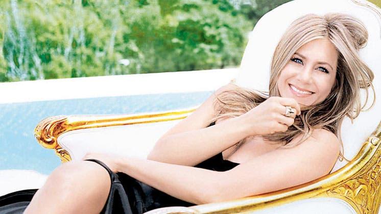 """Jennifer Aniston: """"Lo más satisfactorio como actriz es hacer reír"""""""