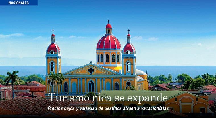 Nicaragua lidera crecimiento turístico de la región