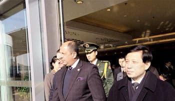 Solís inicia gira en China en espera de respuestas positivas
