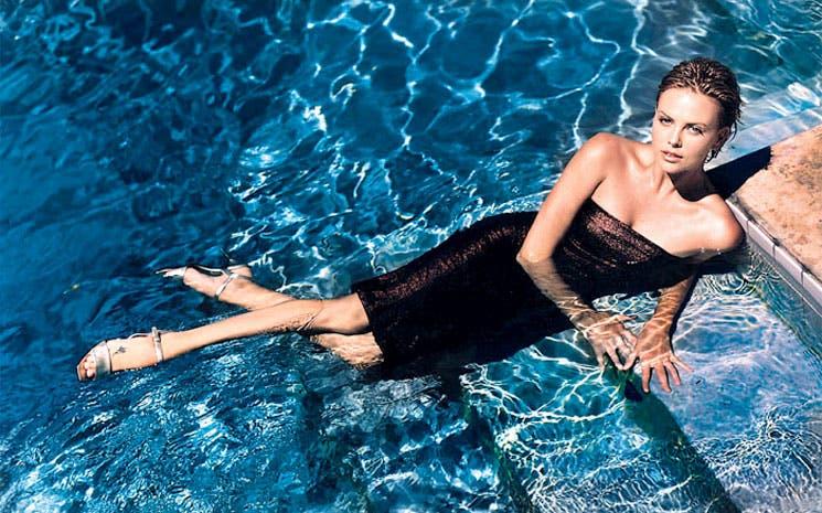 Sean Penn y Charlize Theron estarían comprometidos