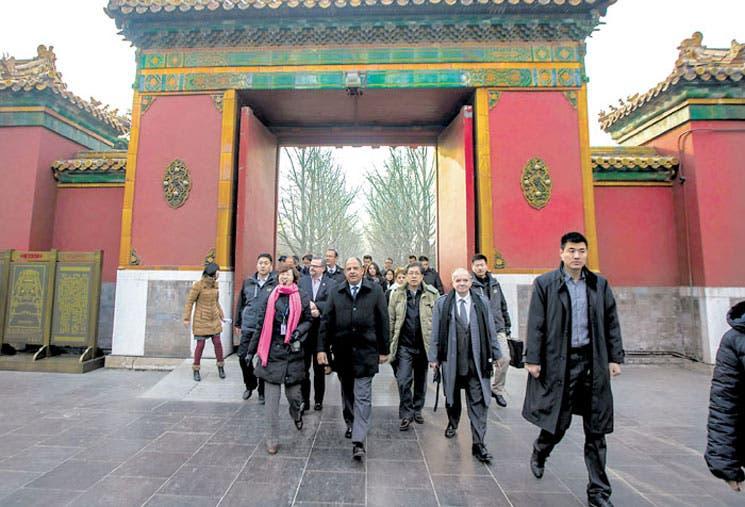 Solís se reúne hoy con Presidente chino