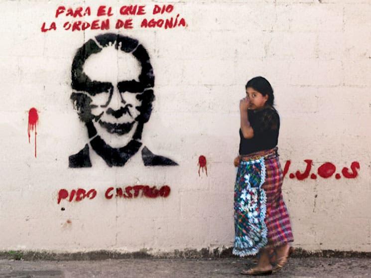 Ríos Montt enjuiciado por genocidio