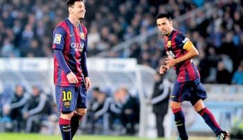 Turbulencias en el Barça