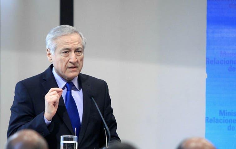 Chile rechaza mediación del Vaticano en litigio marítimo con Bolivia