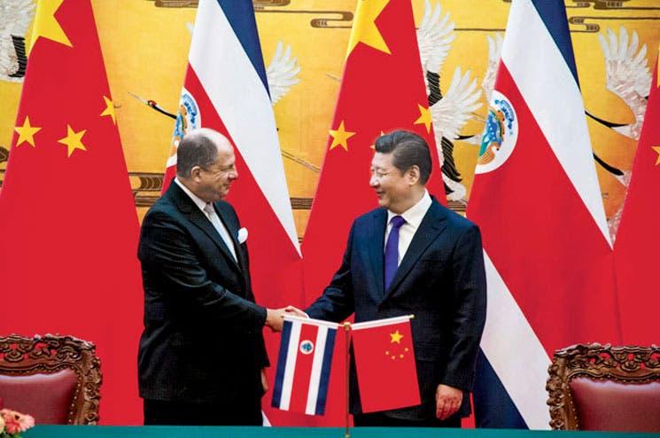 Teléfonos y autos chinos se fabricarían en Costa Rica