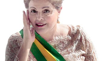 Latifundio genera discordias en nuevo Gobierno de Rousseff
