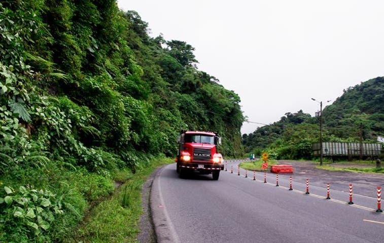 Ruta 32 tendrá postes abatibles en abril