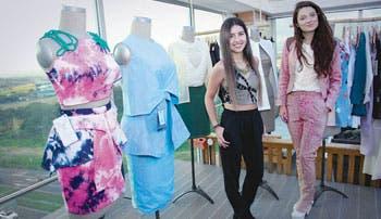 Diseñadores presentaron novedosas propuestas textiles