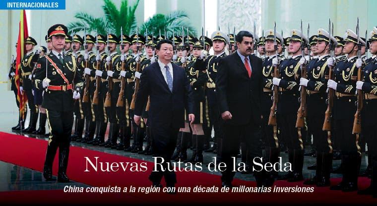 China promete a Latinoamérica una década de millonarias inversiones