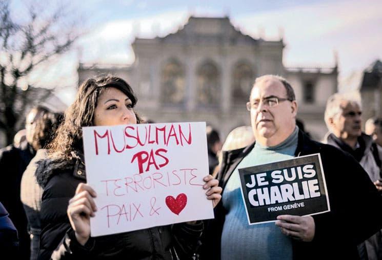"""Estado Islámico califica de """"héroes"""" a los autores del atentado en Francia"""