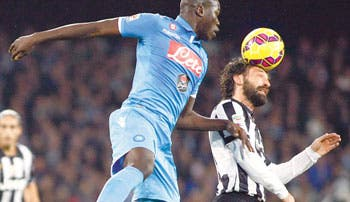 Juventus dominante